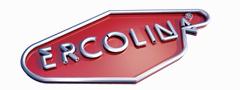 Ercolina-logo in Profil-/Ringbiegen